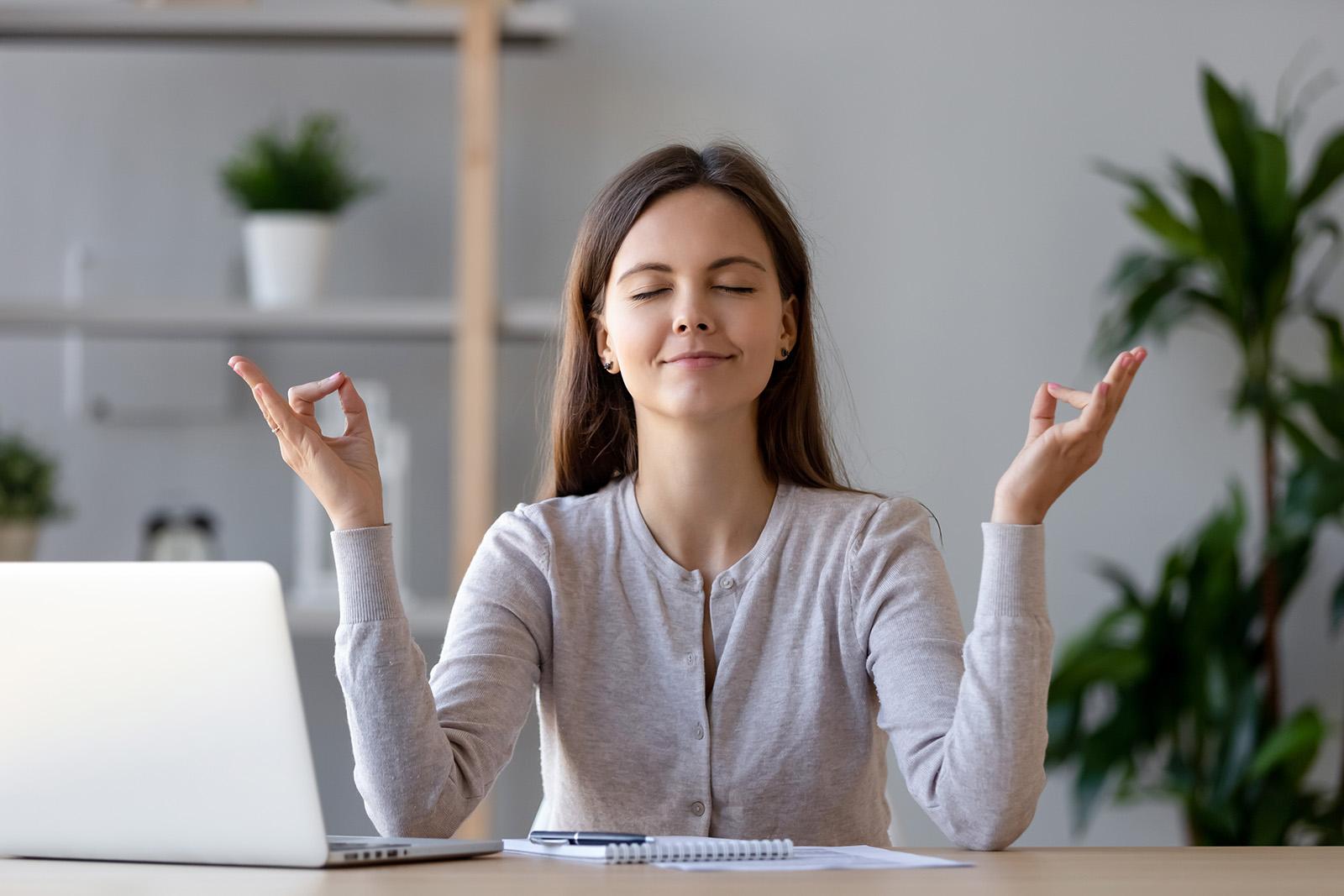 Гормон радости в эпоху стресса