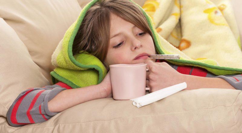 Причины снижения иммунитета у детей